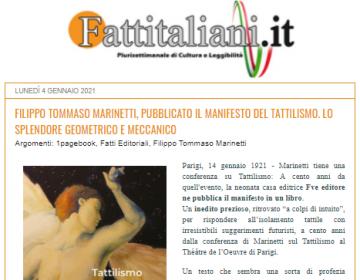 Articolo - FattiItaliani.it