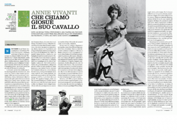 Rassegna stampa Gioia - Il Venerdì di Repubblica 30.07.21