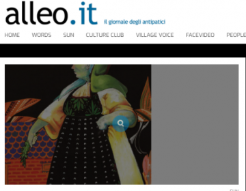 Rassegna stampa L'imperatrice - Alleo.it 30.06.21