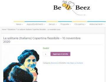 Rassegna stampa Solitarie (schermata) - BeBeez 14.02.21