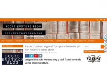 Rassegna stampa Tips - Bookshunter 28.01.21