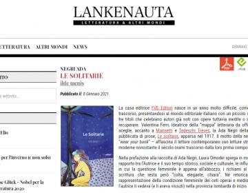 Schermata Lankenauta - Le Solitarie