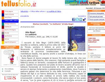 Schermata Tellusfolio