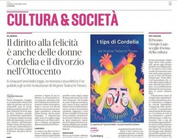 Tips - Articolo Il Mattino Padova (1)